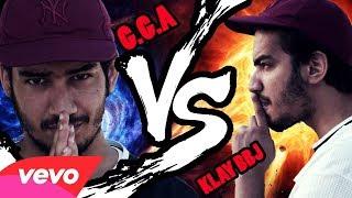 KLAY BBJ VS GGA CLASH | ( PES VS FIFA ) | DISSTRACK
