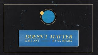 Gallant - Doesn