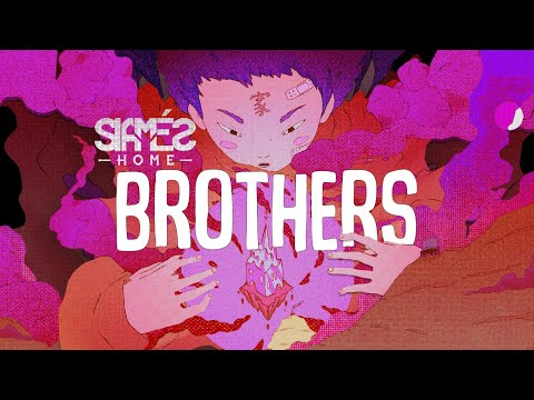 SIAMÉS Brothers Feat. Eddy Capparelli Official Lyric Video