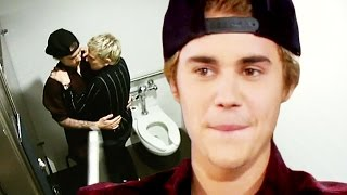 Justin Bieber Caught Making Out With Ellen - VIDEO LOL!