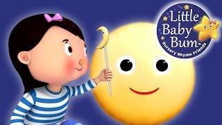The Moon Song | Nursery Rhymes | Original Song By LittleBabyBum!