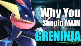 Super Smash Bros. Ultimate   Greninja Tips + Intro Guide