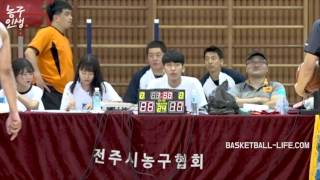 HL 제 14회 전주시장배 예선 19금 vs AJAX 하이라이트