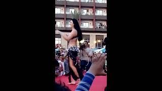 رقص صافيناز جااااااااامد