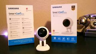Samsung Smart CamHD Plus😁Is it the right Wi-Fi camera for you?What do you need so it works properly
