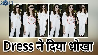 Great Grand Masti की Actress Urvashi Rautela ने face किया Oops Moment