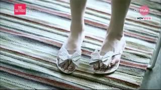SNSD Tiffany Feet 02
