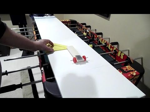 A Simple Alignment Test for Pinewood Derby