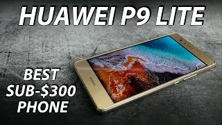 Huawei P9 Lite Review | Best sub-$300 phone!
