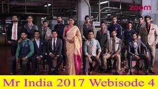 Peter England Mr India 2017 Webisode 4