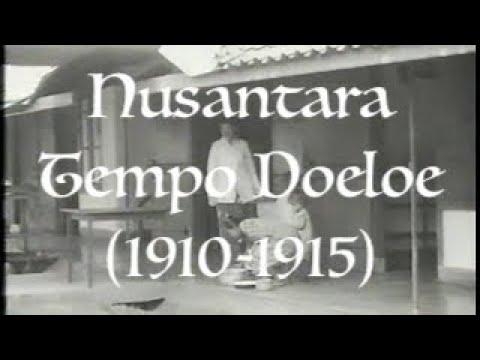 Nederlandsch Indië (1910 - 1915) -- Batavia en Bandoeng - Nusantara Tempo Doeloe