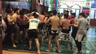 MMA Azerbaijan Ruslan Fight Club Reqbi  2016