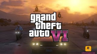GTA 6 - Grand Theft Auto VI: Official Gameplay Video PC/PS4/XONE Preview Trailer Official Video