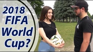 Who Will Win The 2018 Soccer World Cup? (Social Experiment)