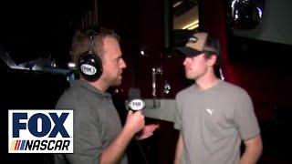 Ryan Blaney details frustration after dominating run | 2018 DAYTONA 500 | FOX NASCAR