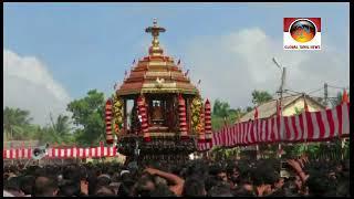 Nallur Kovil Ther Thiruvizha 2017