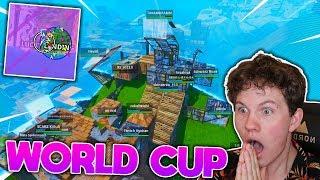 VI TRYHARDER WORLD CUP I FORTNITE!! - Dansk Fortnite