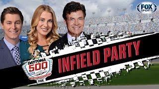 Daytona 500 Infield Party   FOX SPORTS