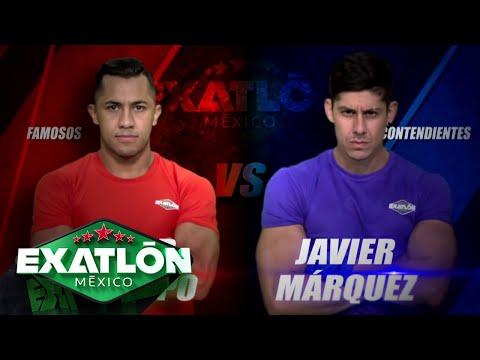Xxx Mp4 ¡TITANES Jahir Ocampo VS Javier Márquez En GRAN Duelo Exatlón México 3gp Sex
