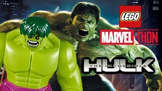 The Incredible Hulk - LEGO Marvel-thon!