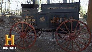 American Pickers: The Jell-O Wagon (Season 17, Episode 4)   History