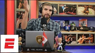 [FULL] Demetrious Johnson discusses his UFC 227 loss and injuries | Ariel Helwani