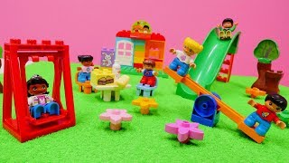 Lego Yapı oyuncakları. Blok yapma oyunu