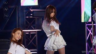160510 KNN 러브FM 개국 축하공연  아이오아이(I.O.I) 엉덩이 김청하 직캠
