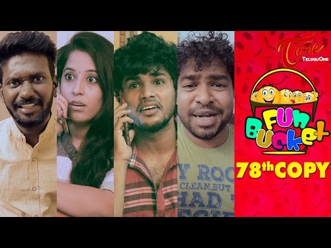 Fun Bucket 78th Copy Funny Videos by Harsha Annavarapu TeluguComedyWebSeries