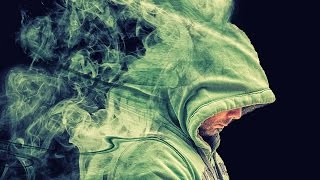 smoke dispersion effect | photoshop tutorial cs6/cc