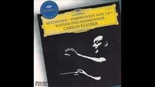 Beethoven, Symphony No. 7 (Kleiber)