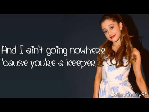Ariana Grande ft. Mac Miller The Way with lyrics