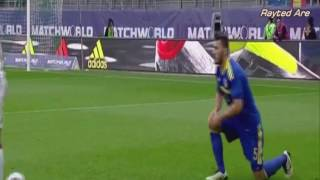 Sead Kolasinac (Bosnia) vs Spain (29-5-2016)