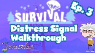 ★ Poptropica: Survival Ep. 3 - Distress Signal Walkthrough ★