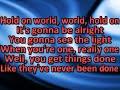 Karaoke John Lennon  Hold On Karaoke