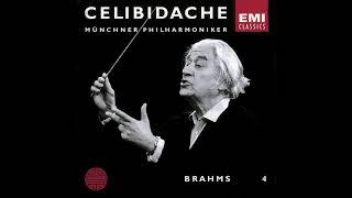 Brahms - Symphony No 4 - Celibidache, MPO (1985)