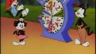 Animaniacs - Wheel of Morality Compilation