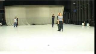Cullberg Ballet: Position of elsewhere rehearsals