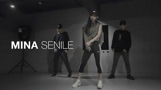 Senile - Young Money ft. Tyga, Nicki Minaj, Lil Wayne /  / Mina Myoung Choreography
