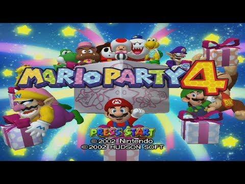 Mario Party 4 Episode 01
