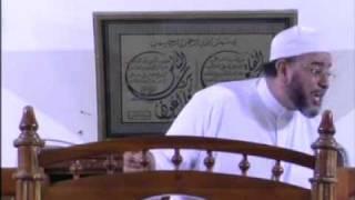 لقطات من الخطبة الأخيرة للشيخ عبد الله نهاري
