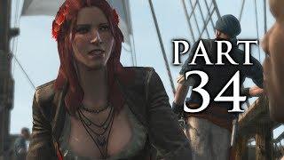 Assassin's Creed 4 Black Flag Gameplay Walkthrough Part 34 - Royal Misfortune (AC4)