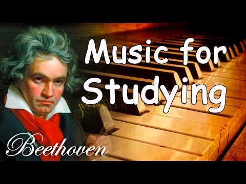 Beethoven Classical Music for Studying Concentration Relaxation Study Music Piano Instrumental