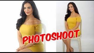 Elli Avram's Hot Glamorous Photo Shoot By ACE Photographer Faizi Ali