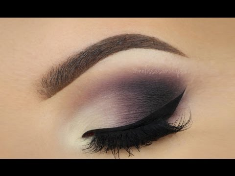 ♡ Matte Plum Smokey Eye ♡ Make Up Tutorial | Melissa Samways ♡