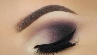 ♡ Matte Plum Smokey Eye ♡ Make Up Tutorial | Melissa Samways ♡