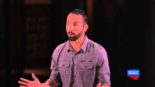 Nick Groff Says the Exorcist House is Sinister