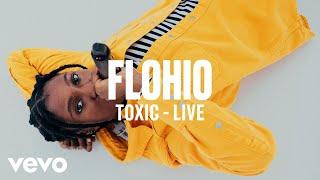 Flohio - Toxic (Live)   Vevo DSCVR ARTISTS TO WATCH 2019