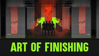 Nike Art of Finishing Q&A with Kane, Rashford, Cavani, Lewandowski, Klose and Higuain