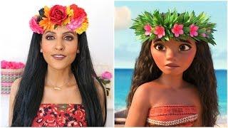 أنا موانا أميرة ديزني | Moana Disney princess